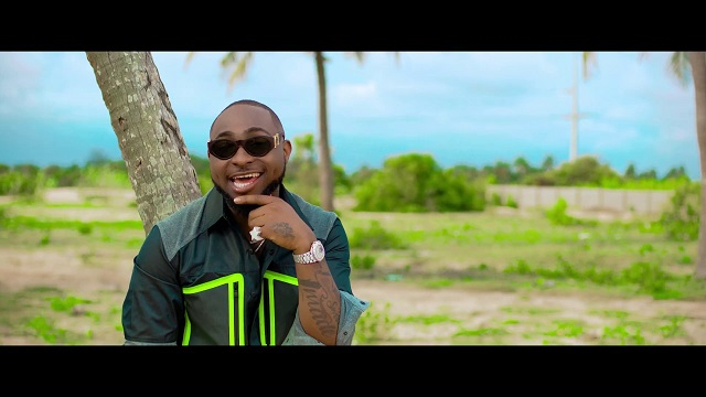 Davido Twisted Video
