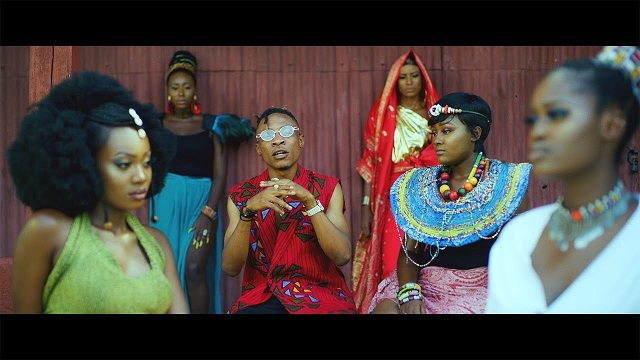 1da Banton African Woman Video