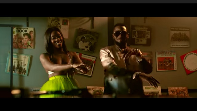 Download DBanj Shake It ft Tiwa Savage Video download