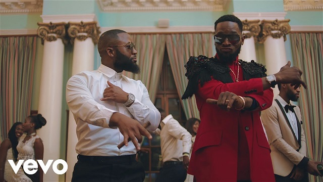 D'Banj Something For Something Video
