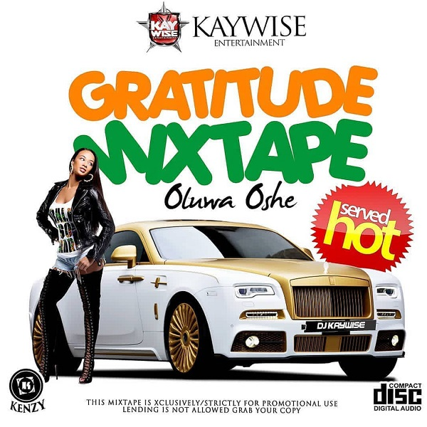 Download DJ Kaywise Gratitude Mixtape mp3 download