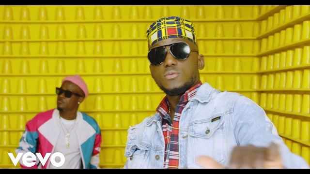 DJ Spinall Omoge Video
