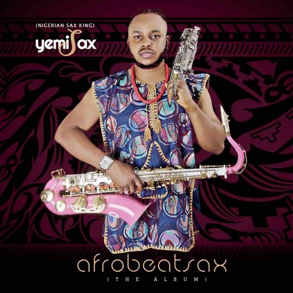Yemi Sax Soco Afrobeats Sax