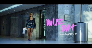 Boity Wuz Dat Video