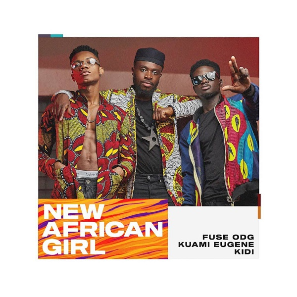 Download mp3 Fuse ODG New African Girl mp3 download