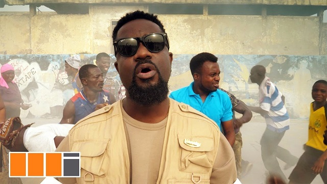 Sarkodie BiiBi Ba Video