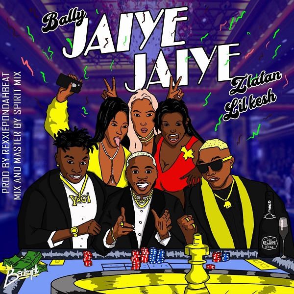 Bally Jaiye Jaiye Mp3 Download Artwork