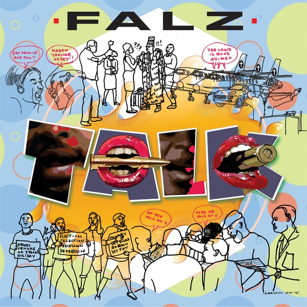 Falz - Talk (prod. Willis)