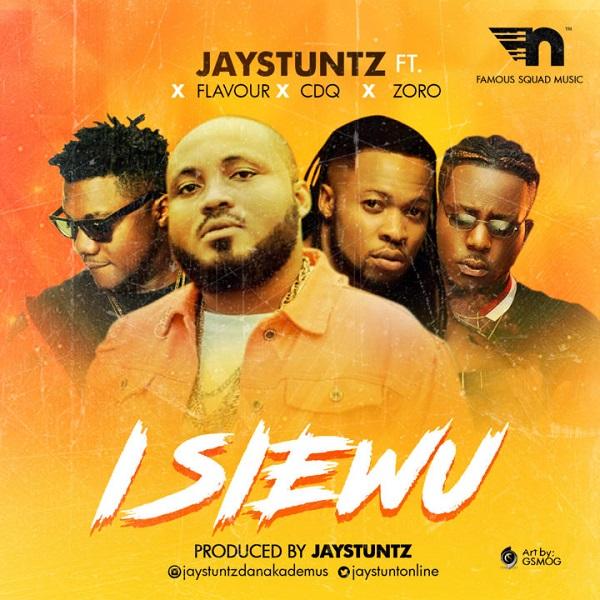 Jaystuntz Isi Ewu