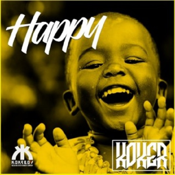 DOWNLOAD MP3: Koker – Happy (Prod  Tiwezi) | NaijaVibes