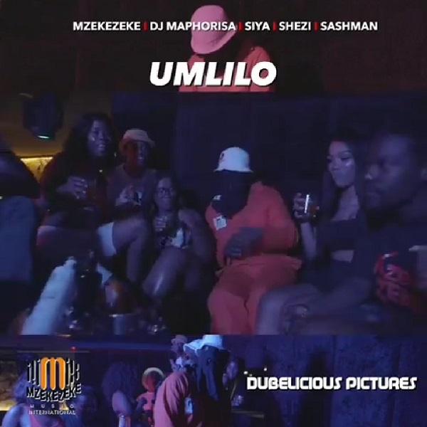 """Mzekezeke – """"Umlilo"""" ft. DJ Maphorisa, Siya Shezi, Sashman"""