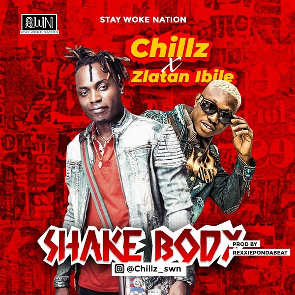 Chillz ft Zlatan Shake Body