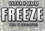 Narna (Akoo Nana) – Freeze ft. MMM (Prod. by Skillis Beatz)