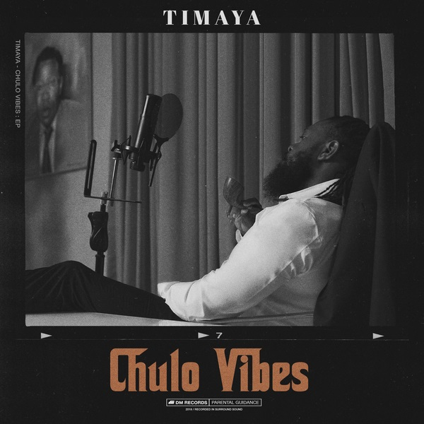 Timaya Chulo Vibes Artwork