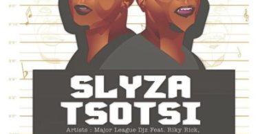 MajorleagueDjz ft Cassper Nyovest, Riky Rick, Okmalumkoolkat, & Carpo Slyza Tsotsi