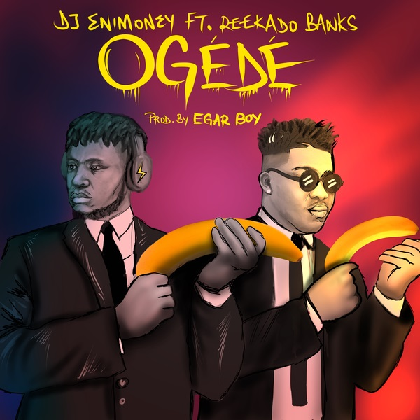 DJ Enimoney Ogede