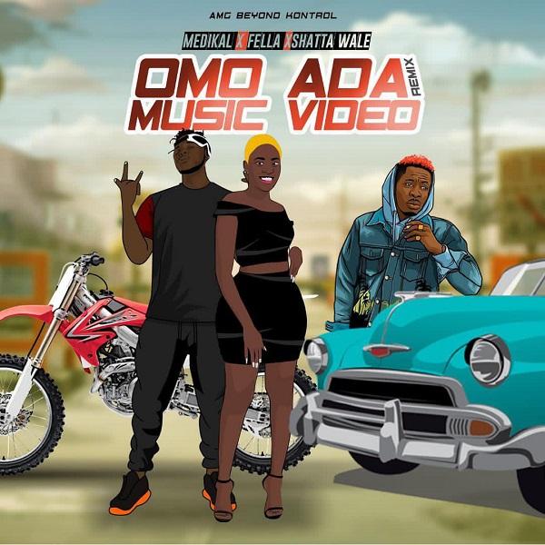 Medikal Omo Ada Remix