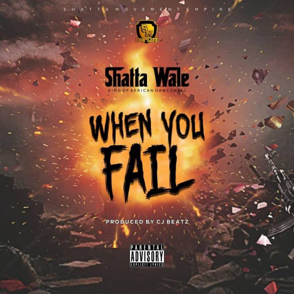 Shatta Wale  When You Fail