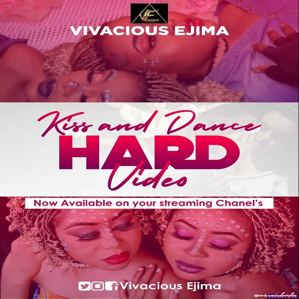 Vivacious Ejima Dance Hard Video