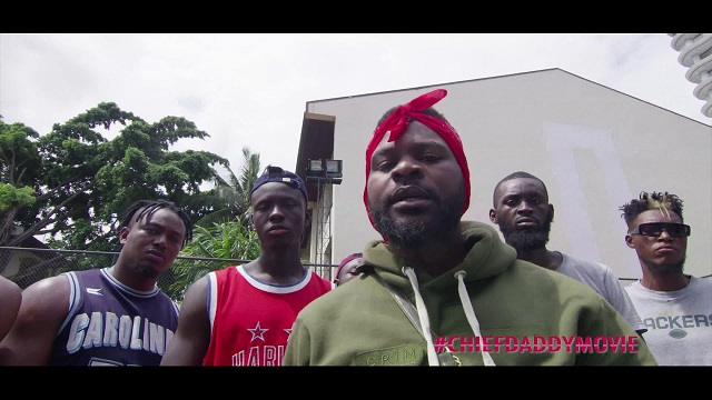 Falz Moving Mad video