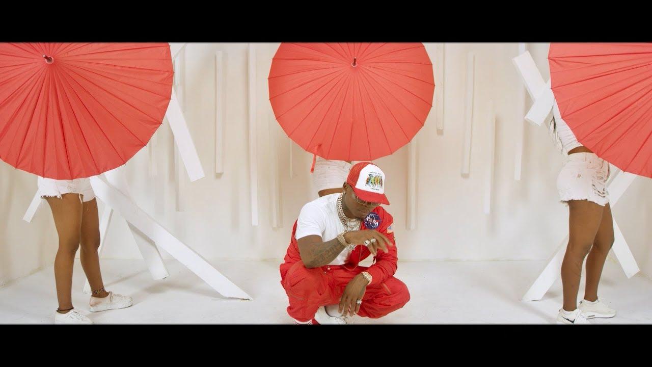 Download Video: Harmonize – Kainama ft  Burna Boy, Diamond Platnumz