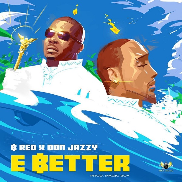 B-Red E Better Artwork