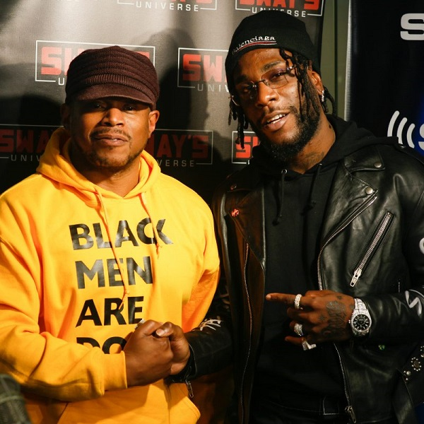"Burna Boy – ""Sway In The Morning"" (Freestyle)"
