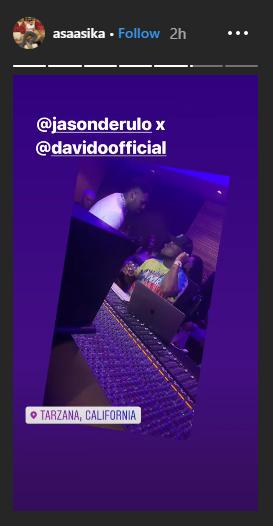 Jason Derulo to feature Davido on new song | NaijaVibes