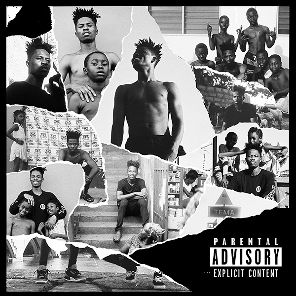 Kwesi Arthur Nobody Artwork