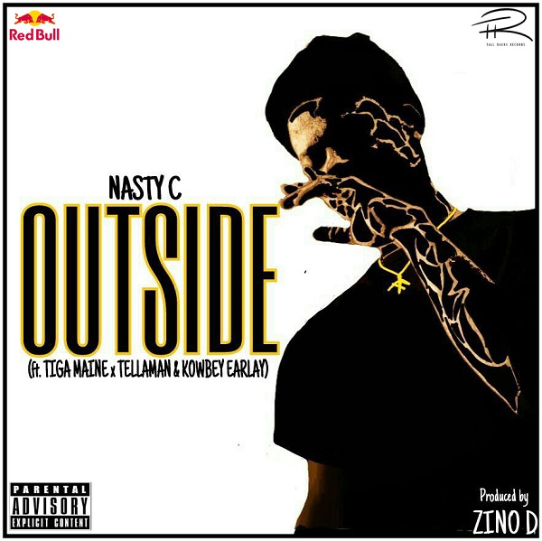 Nasty C Outside