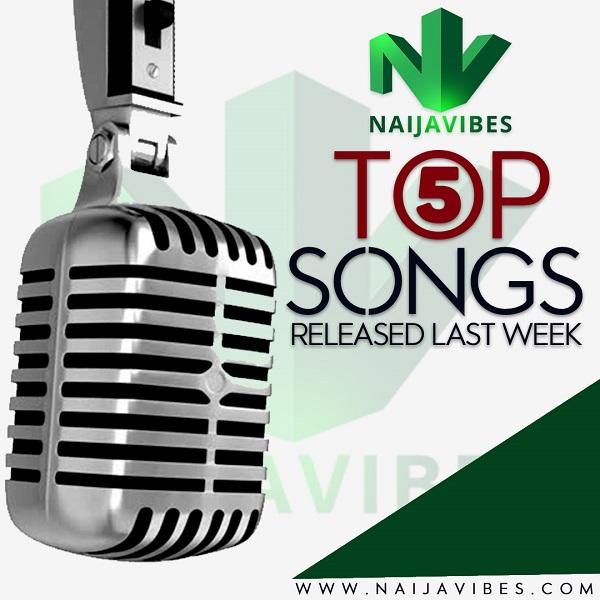 Top 5 Songs Released Week Ending