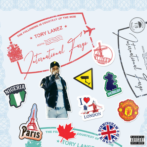 Tory Lanez Fall Cover