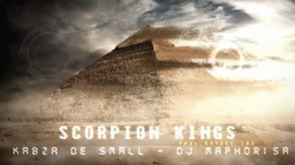 DJ Maphorisa Scorpion Kings