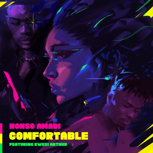 Nonso Amadi Comfortable
