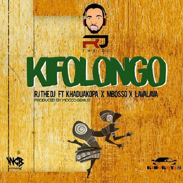 RJ The DJ Kifolongo
