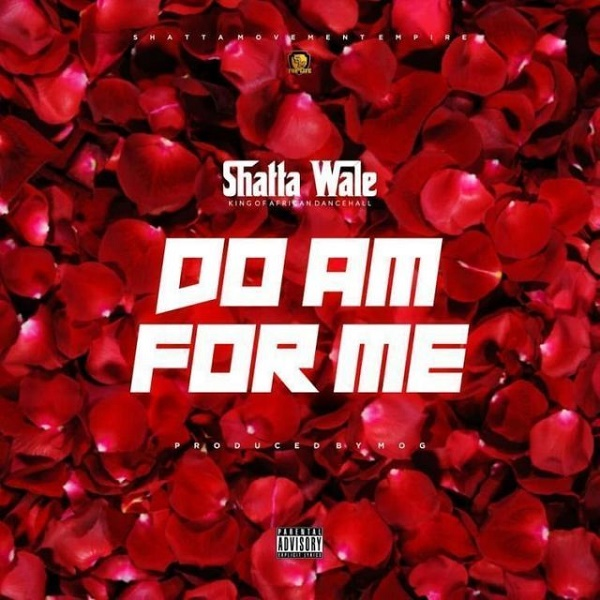 Shatta Wale Do Am For Me