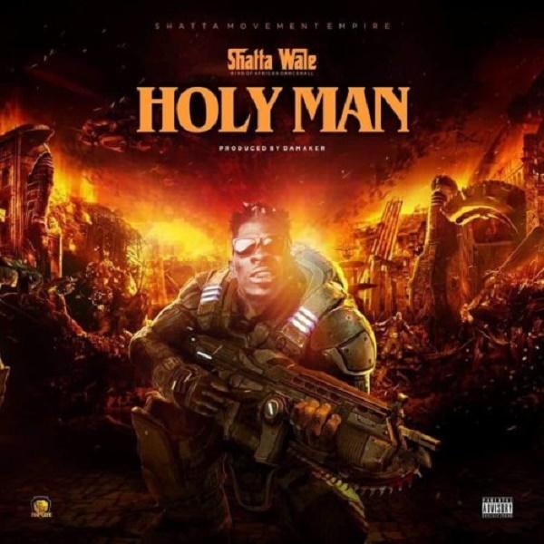 Shatta Wale Holy Man
