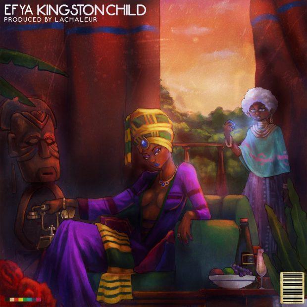 Efya Kingston Child