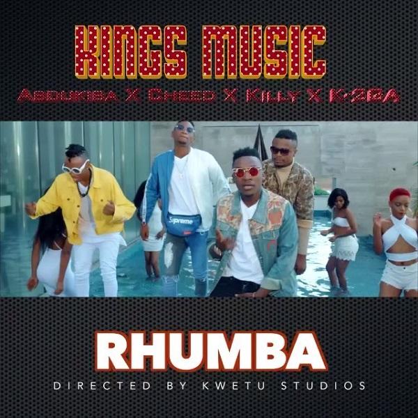 Download Music: AbduKiba, Cheed, Killy, K-2GA – Rhumba