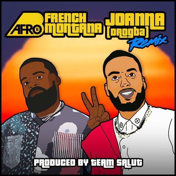 Afro B Joanna  (Remix)
