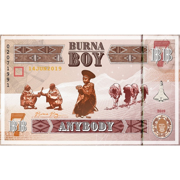 Download Music: Burna Boy – Anybody