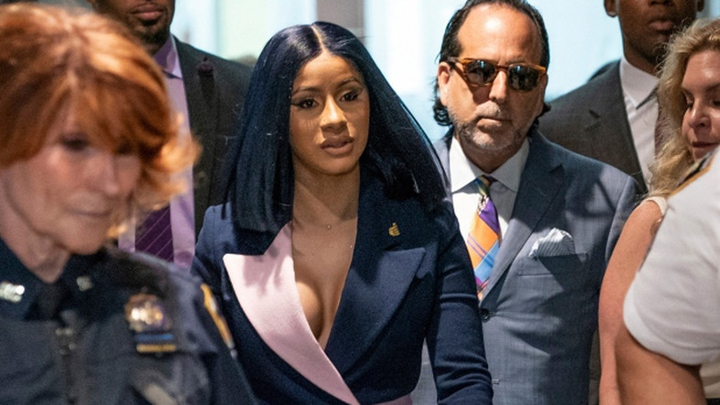 Cardi B Pleads Not Guilty To Strip Club Assault