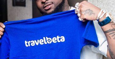 Davido Travelbeta Ambassador