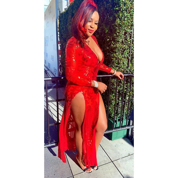 Emma Nyra To Give Out Dress She Wore For Bet Awards