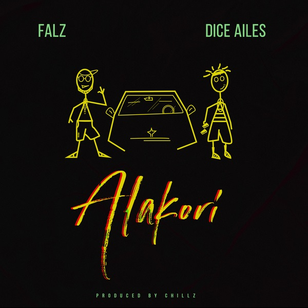 Falz Alakori lyrics