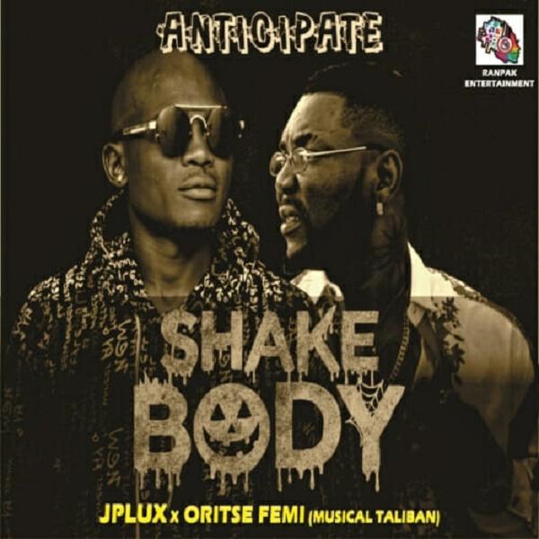 JPlux Shake Body