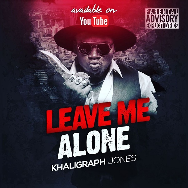 Khaligraph Jones Leave Me Alone