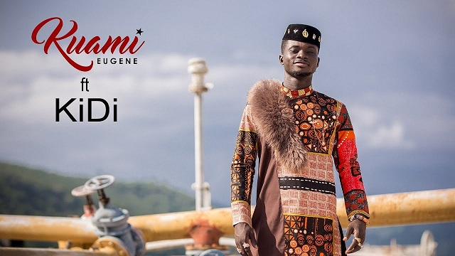 DOWNLOAD VIDEO: Kuami Eugene – Ohemaa X KiDi
