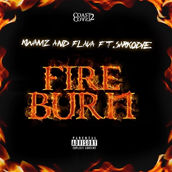 Kwamz And Flava Fire Burn