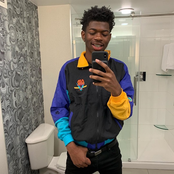 ENTERTAINMENT: Lil Nas X SONG — Old Town Road Now 7 Times Platinum